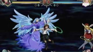 Daemon Bride (characters presentation with special moves)