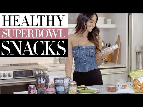 SUPER BOWL 2020 HEALTHY SNACK IDEAS | DR MONA VAND