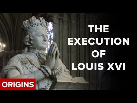 What happened to Louis XVI? A swift public execution