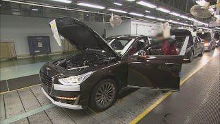 RCEP 서명에 웃는 자동차 부품업계…전기차는 글쎄 /…