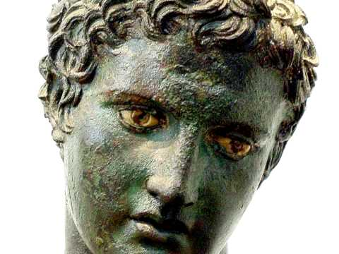 Patina & Corrosion Surfaces on Ancient Bronzes.