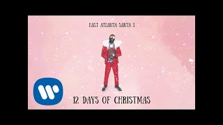 Gambar cover Gucci Mane - 12 Days of Christmas [Official Audio]
