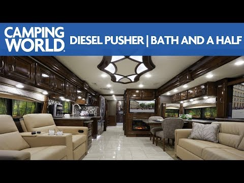2018 Thor Tuscany 40RT | Luxury Diesel Class A - RV Review: Camping World