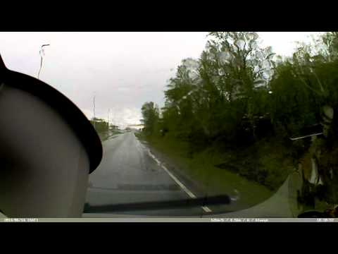 E105, Kirkenes - Storskog (69.71,30.03 - 69.68, 30.01)