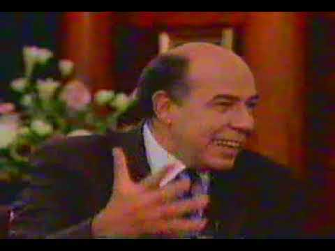 Show Business entrevista Amilcare Dallevo Jr, novo dono da Rede Manchete Maio 1999 - Parte 2