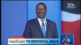 Raila on why Kenyans feel the country is headed in the wrong direction