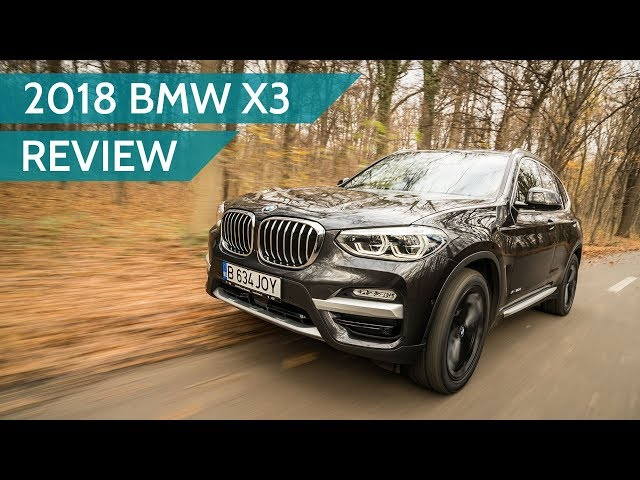 2018 BMW X3 xDrive20d review: all the premium SUV youll ever need?
