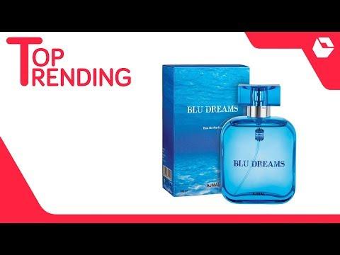 Ajmal Eau De Parfum (Blu Dreams) - Best Selling