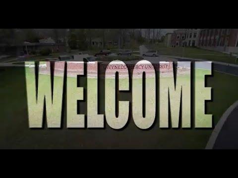 Welcome to Gwynedd Mercy University