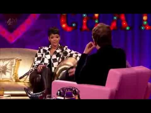 Rihanna   Interview + What Now Alan Carr Chatty Man] Full
