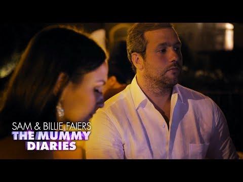 Sam & Paul TENSE Conversation Over Nursery | The Mummy Diaries