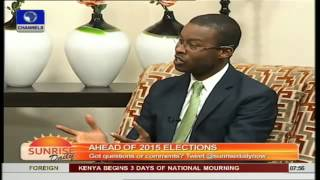 Politics Is Nigeria's Most Lucrative Business -- Senator Arise Pt.3