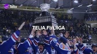 Telia loves Liiga: Liiga-pelit Telia TV:stä