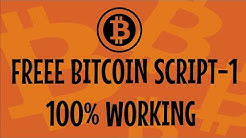 FREE Bitcoin Script#1 100% Working