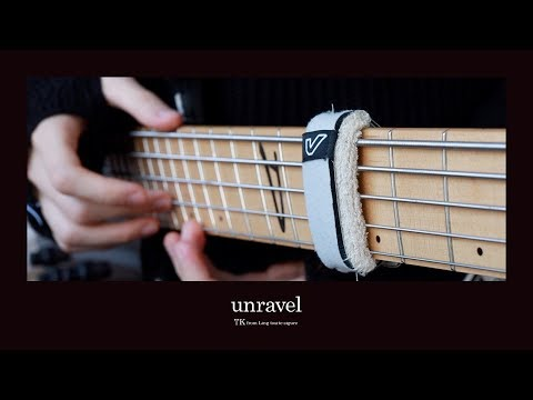【TOKYO GHOUL】TK From Ling Tosite Sigure - Unravel | Bass Cover