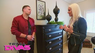 Maryse is hesitant to uproot their lives and move to The Miz's home...