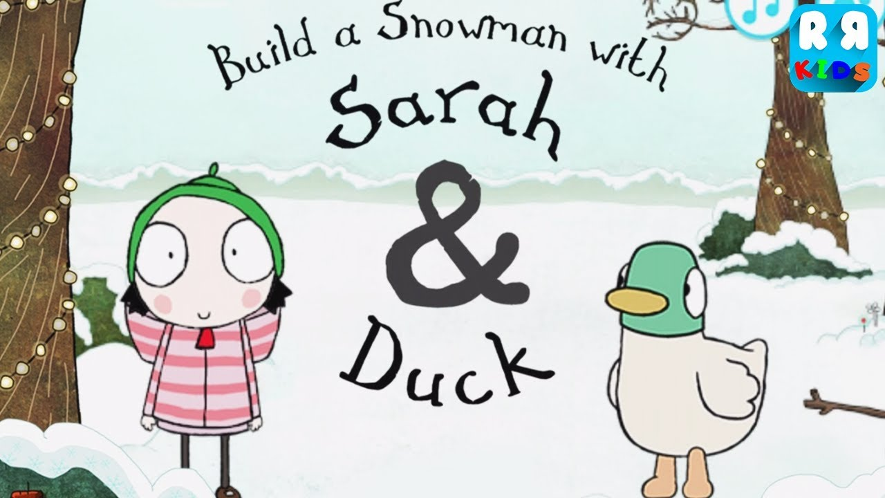 sarah and duck season 3 itunes