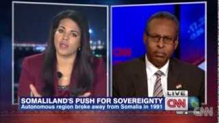 Somaliland on CNN - (BACKGROUND) Wareysi Wasiirka A. Dibeda, Biixi Thumbnail