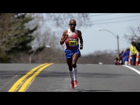 Meb Keflezighi's Boston Marathon Strategy