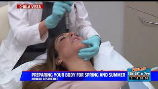 Fox 5 San Diego News - Preparing Your Body For Spring & Summer With Dr. Nowak
