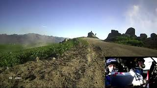 WRC - Rally de Portugal 2019 / M-Sport Ford WRT: ONBOARD Evans