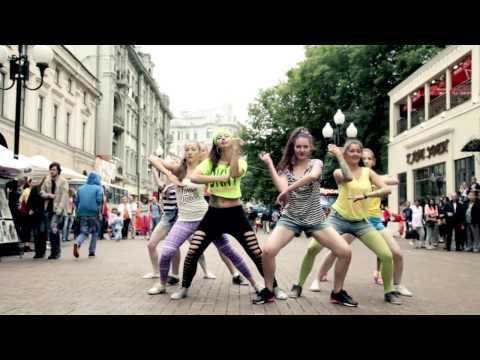 TIME for DANCE - Flashmob Arbat - Танцевальный флешмоб на Арбате