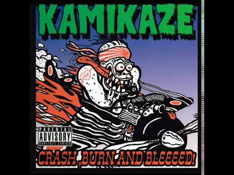 Kamikaze - Crash, Burn And Bleeeed! (Full Album)