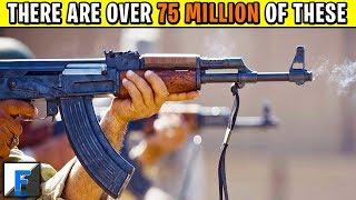 Top 10 Facts - AK-47 (Assault Rifle) | Chaos