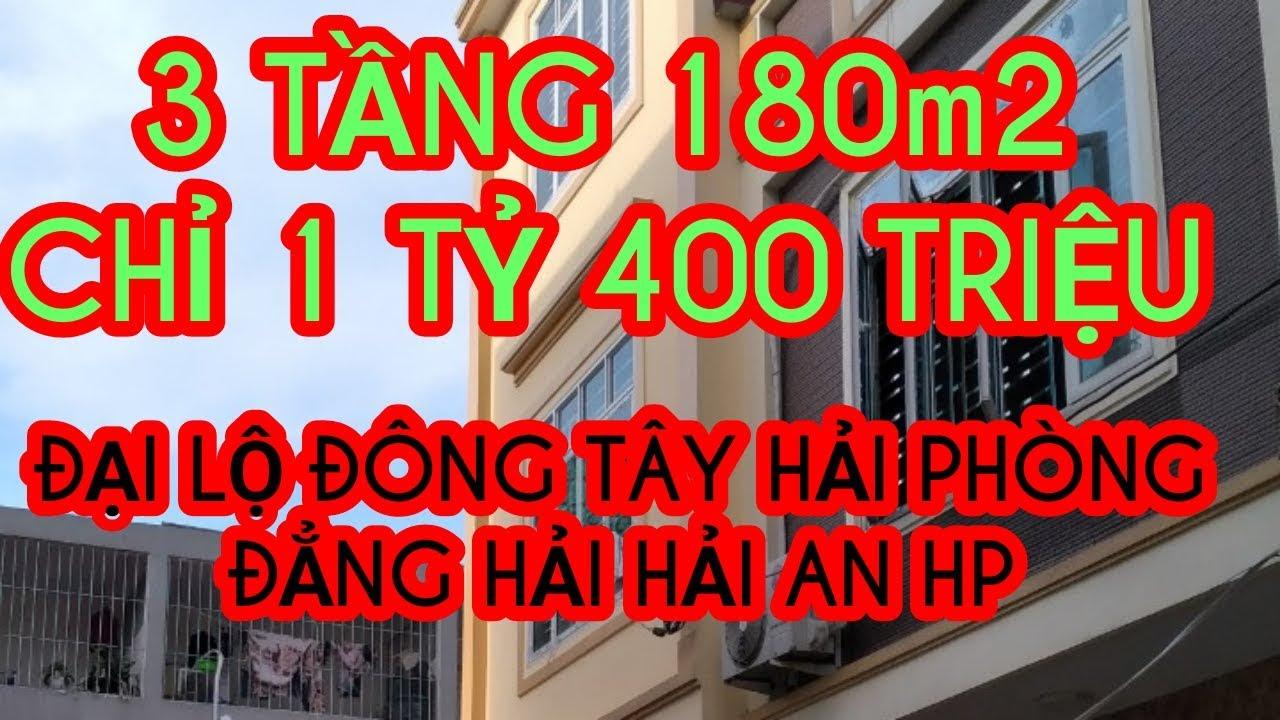 KIÊN NHÀ ĐẤT HẢI PHÒNG MUA BÁN NHÀ 1 TỶ 400 TRIỆU ĐẰNG HẢI TRẦN HOÀN HẠ LŨNG NAM PHONG MỚI NHẤT 2020