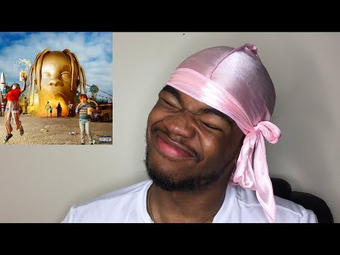 TRAVIS SCOTT - WAKE UP | ASTROWORLD | REACTION