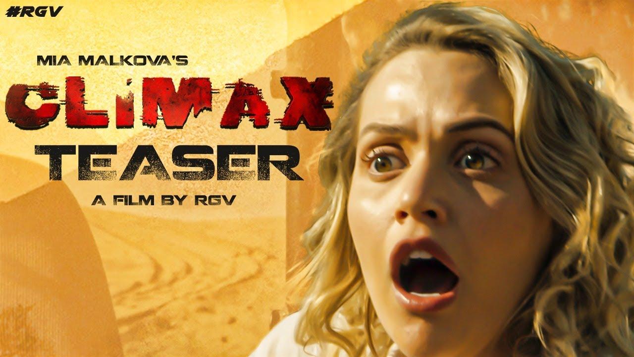 RGV Climax Movie Teaser | Ram Gopal Varma | Mia Malkova