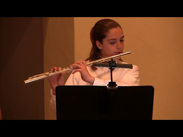 New Mexico Performing Arts Society Flute Immersion 2018