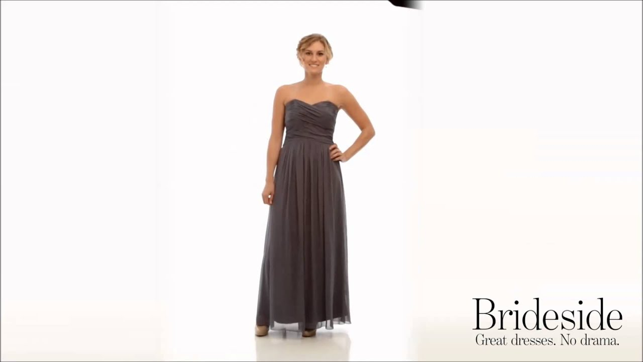 Dessy collection bridesmaids dress style 2880 youtube dessy collection bridesmaids dress style 2880 ombrellifo Image collections