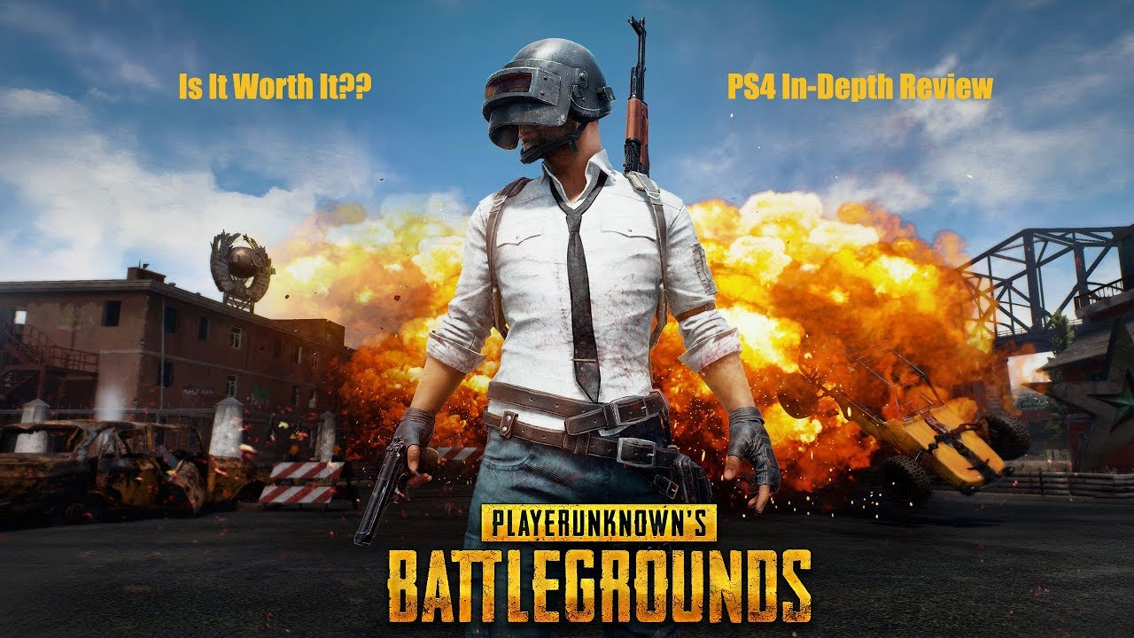 Pubg On Ps4 Is It Worth It Pubg Ps4 Review Youtube