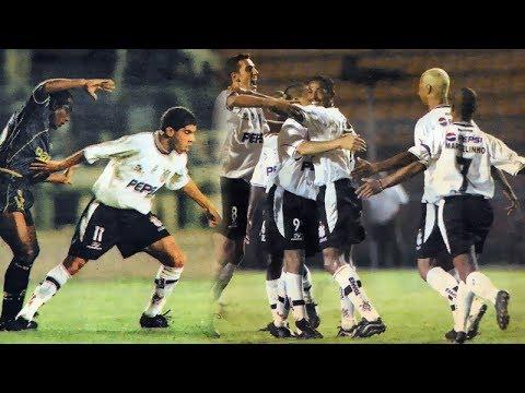 Corinthians 6 x 0 L.D.U.-EQU - 03 / 03 / 2000 ( Libertadores )