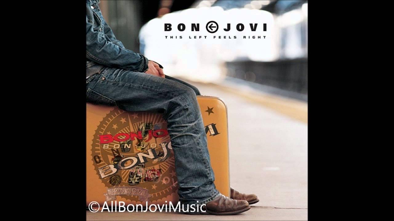 Bon Jovi This Left Feels Right Download Album Youtube