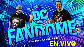 EN VIVO: Disfrutamos la experiencia DC FANDOME - PARTE 2