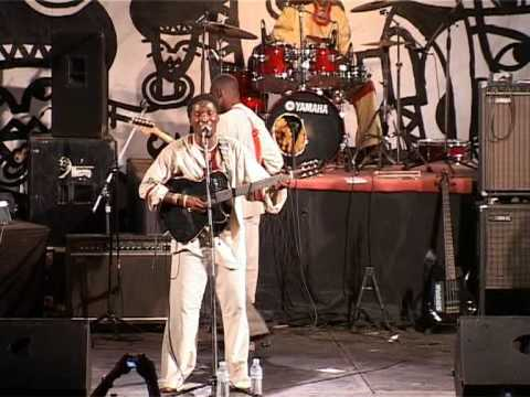 """Elemotho Live@Bayimba Festival, Kampala, Uganda """" Bright Sun"""""""