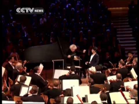 Lang Lang Joins Simon Rattle & Berlin Philharmonic