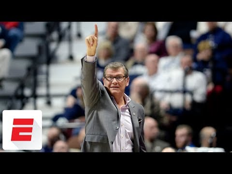 UConn gets No. 1 overall seed in NCAA women's tournament | ESPN
