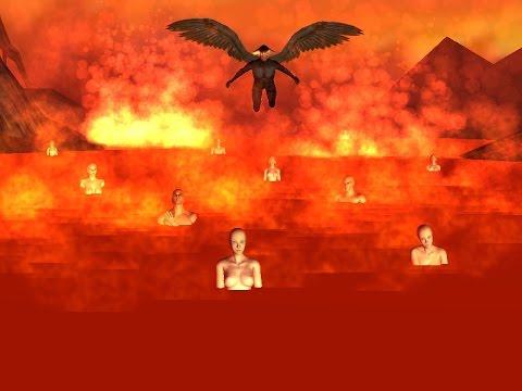 8 minutes in Hell ---  8 minute în Iad