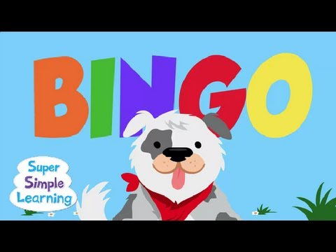 bingo super simple songs youtube