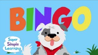 BINGO | Super Simple Songs