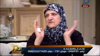 فيديو.. والدة منى المذبوح تناشد الرئيس السيسي للقائها