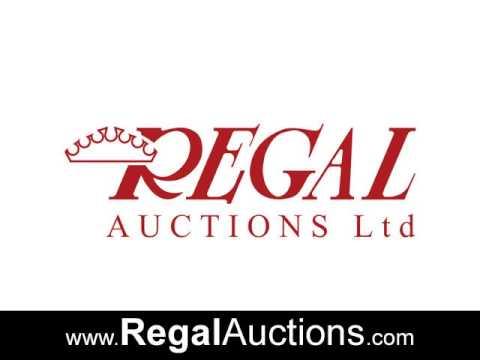 Regal Auctions - Homer Radio Ad