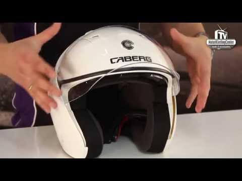 Caberg Downtown S BT Motorcycle Helmet
