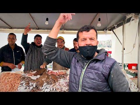 Bride of the North! Al hoceima 🇲🇦 Food Tour Morocco
