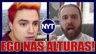 Nando Moura é zoado por YouTubers e Felipe Neto se revolta após críticas pesadas do Moscoso em vídeo