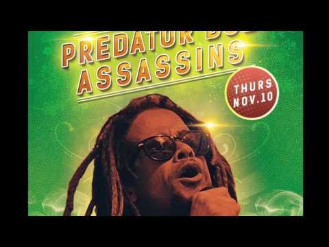 Predator Dub Assassins @ Cafe 413 Rincón Puerto Rico Nov. 10, 2016