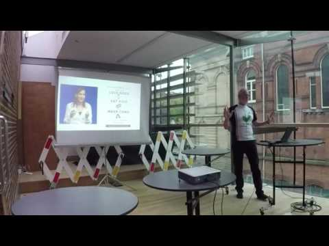 My talk at the West Midlands Vegan Festival, 2016